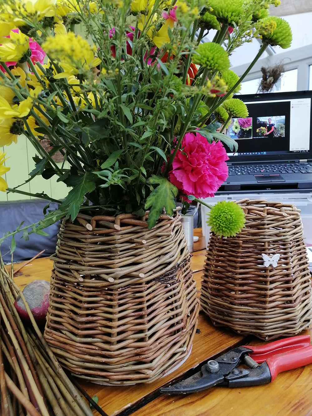 zoom-meeting basket making